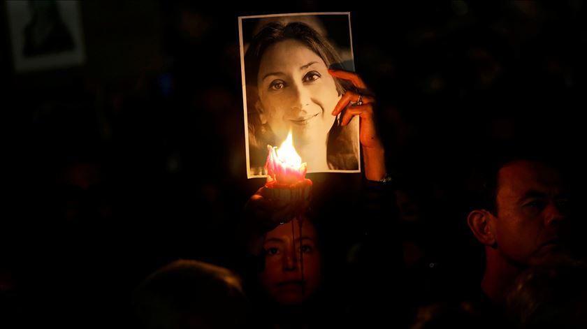 Malta concede perdão a suspeito de corrupção em troca de provas sobre homicídio de jornalista