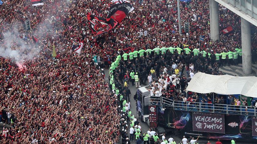 """Jorge Jesus: """"Foi também uma vitória do povo português"""""""