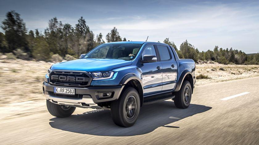 Ford Ranger Raptor – Preparado para o fim do mundo