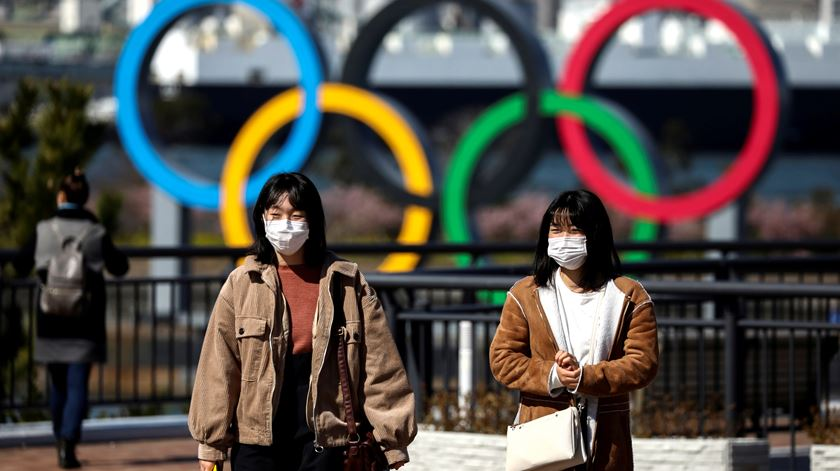 Covid-19. Se a situação continuar como está, não haverá Jogos Olímpicos em Tóquio