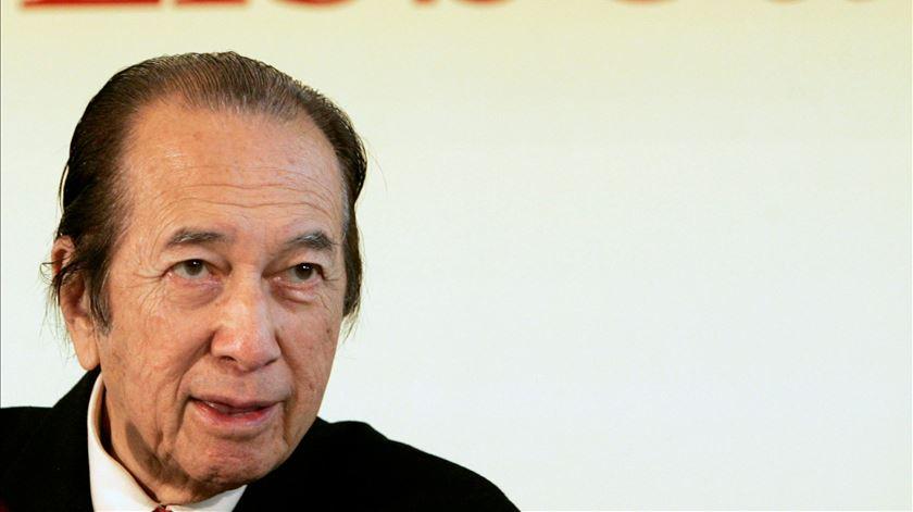 Morreu Stanley Ho, o magnata do jogo em Macau