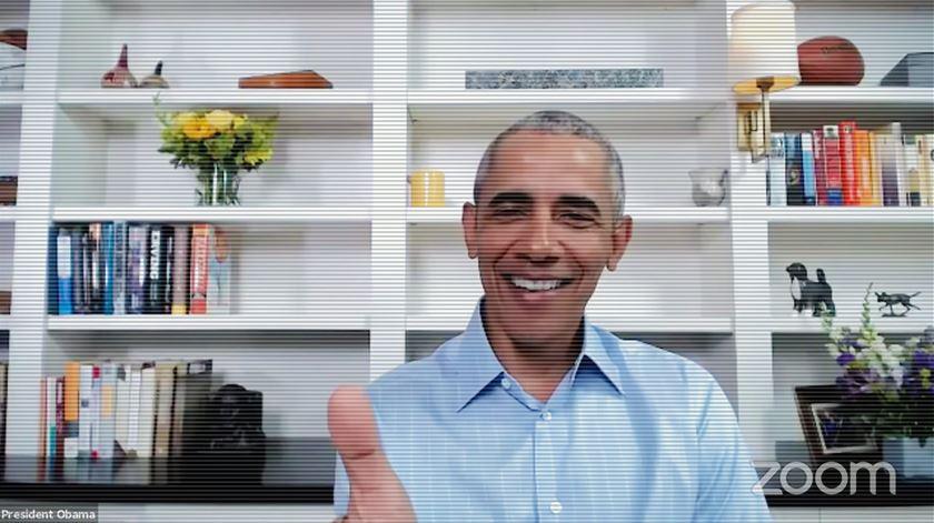 """Obama agradece aos jovens por """"fazerem a diferença"""". Minneapolis prepara cerimónia em memória de George Floyd"""