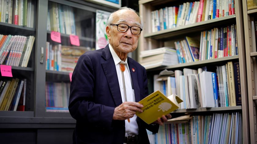 Sobrevivente de Nagasaki. Depois de desaparecermos, o mundo vai entender o que passamos?