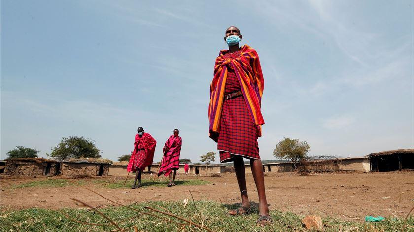 Como o mundo está a viver a pandemia