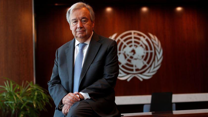 """Guterres vai apelar a cessar-fogo global para vencer Covid-19. """"Abordagens populistas e nacionalistas falharam"""""""