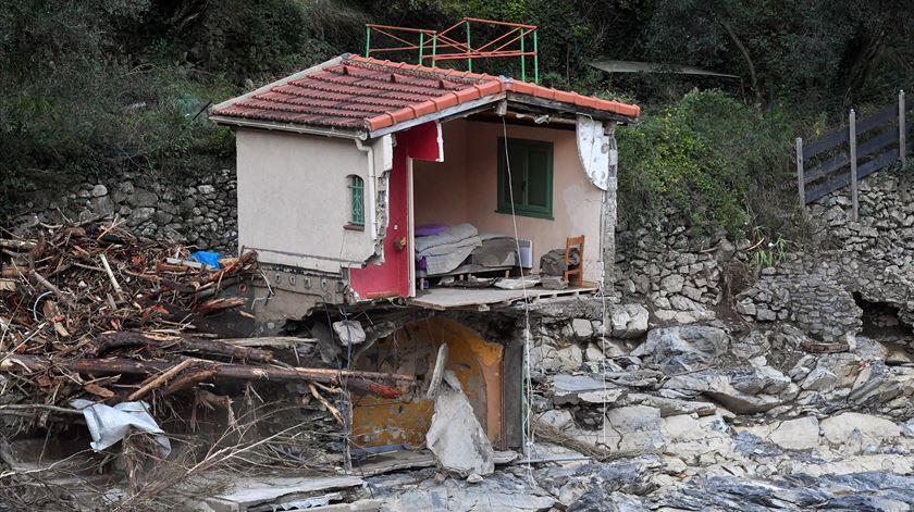 Cheias no sul de França fazem quatro mortes e 18 desaparecidos