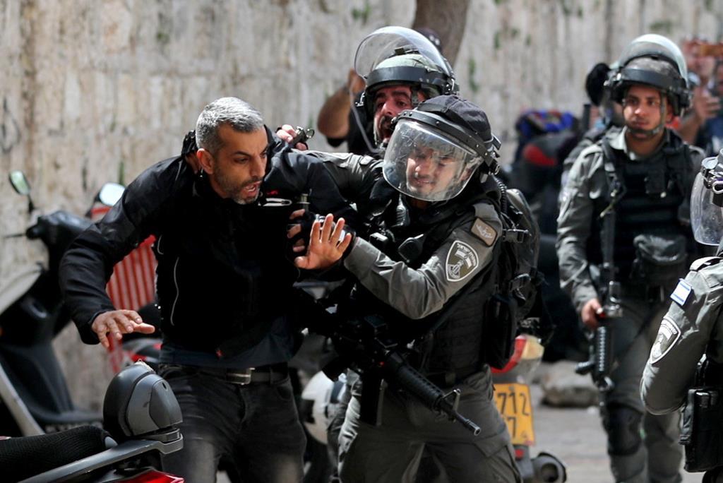 Foto: Ammar Awad/Reuters