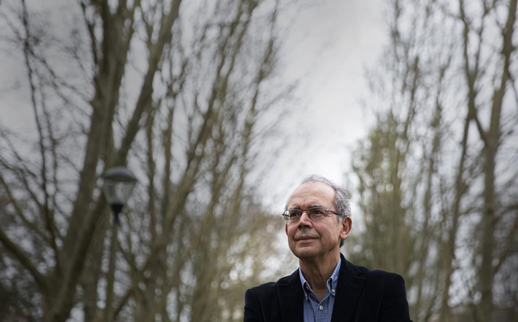 Viriato Soromenho-Marques, professor da Faculdade de Letras da Universidade de Lisboa. Foto: Sofia Freitas Moreira/RR
