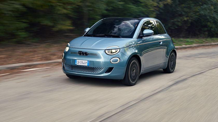 Fiat 500 e Foto: Fiat