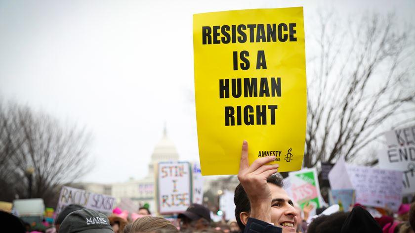 Está a aumentar a violência motivada por discursos populistas