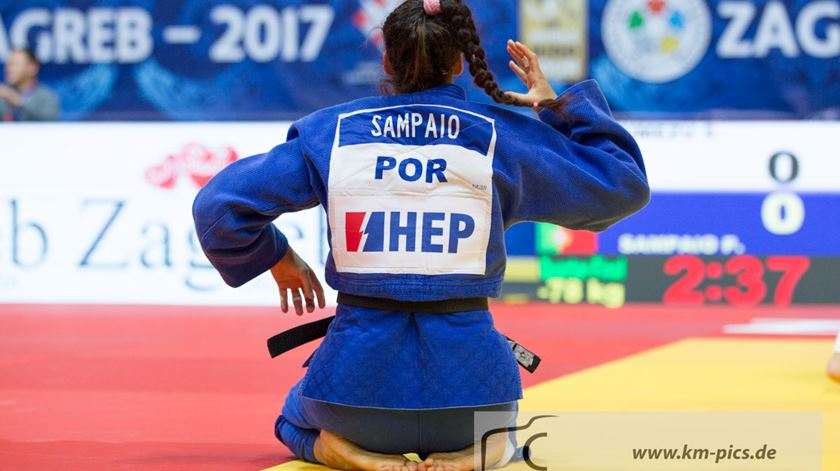 Patrícia Sampaio. Foto: Facebook da atleta