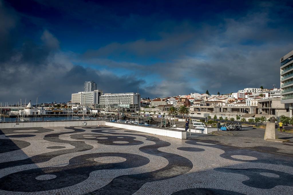 Ponta Delgada. Foto: Eduardo Costa/EPA
