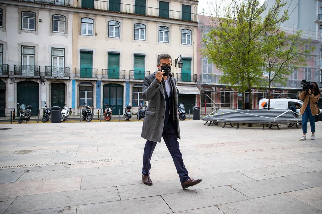 Carlos Moedas é candidato à Câmara de Lisboa. Foto: José Sena Goulão/Lusa