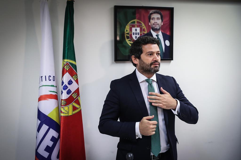Chega quer eleger centenas de autarcas. Foto: Mário Cruz/Lusa