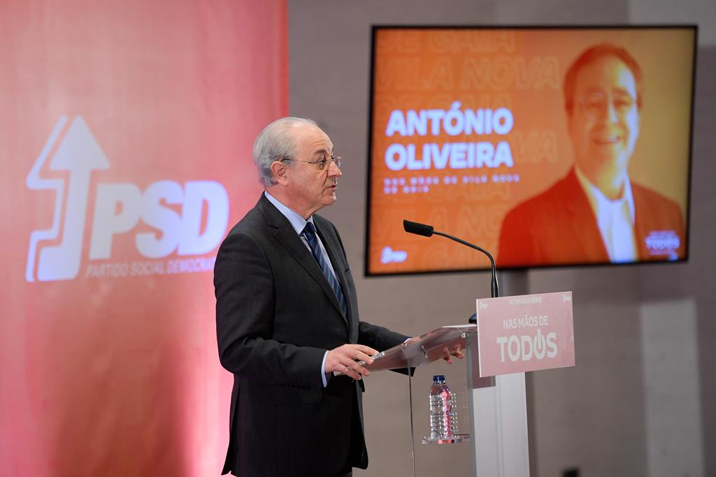 Rui Rio critica prémios para gestores do Novo Banco. Foto: Fernando Veludo/Lusa