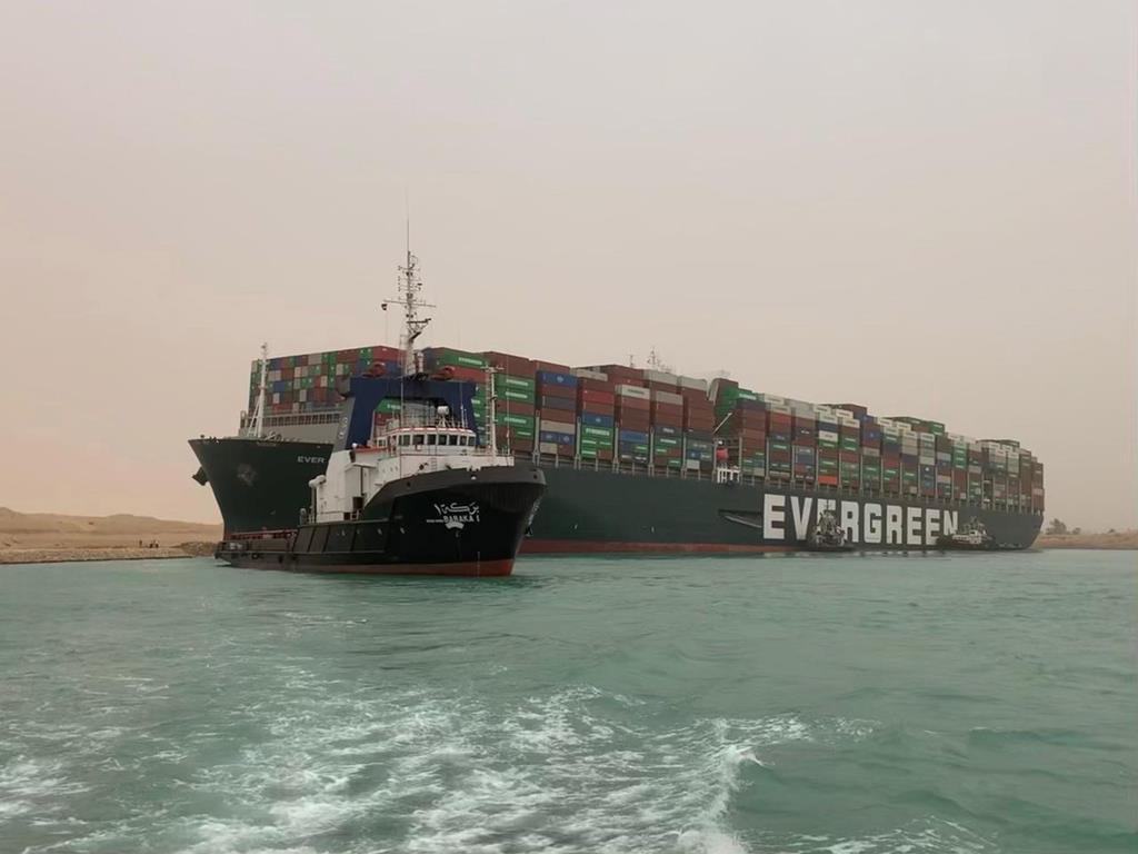 Foto: Suez Canal/EPA