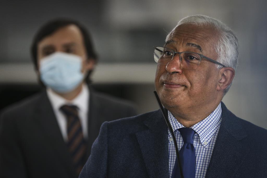 Decisão final de António Costa será anunciada hoje. Foto: Rodrigo Antunes/Lusa