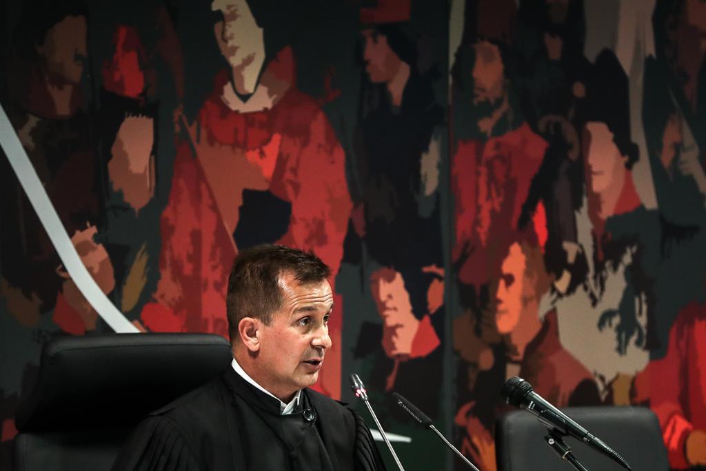 Ivo Rosa leitura da decisão instrutória Foto: Mario Cruz/pool/Lusa