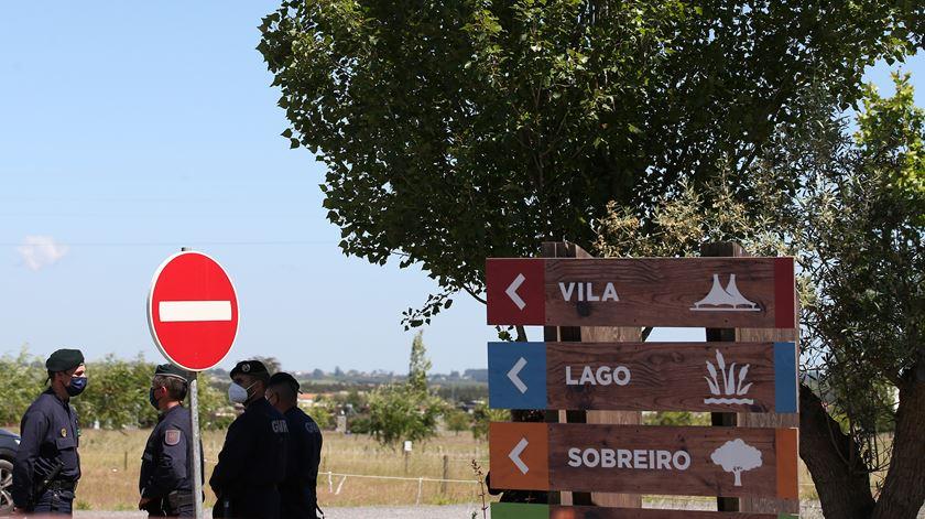 Tribunal suspende requisição civil do Zmar e manda retirar migrantes