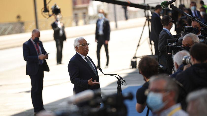 Cimeira Social: Costa diz que estão reunidas as condições para um compromisso sobre plano de ação