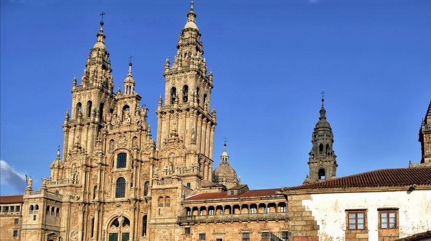 Catedral de Santiago Compostela Foto: Flickr