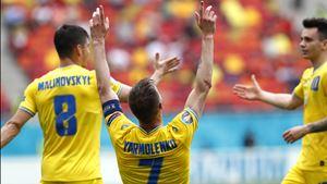 Ucrânia bate Macedónia e vence primeiro jogo no Euro 2020