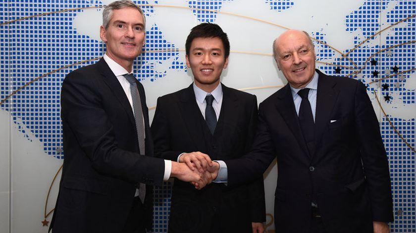 Inter contrata diretor-desportivo da Juventus