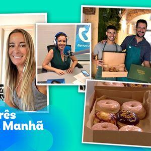 Donuts por todo o lado: são portugueses e premiados