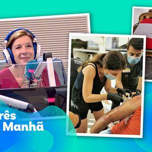 Líbano: recorde o que ouvimos de uma médica portuguesa