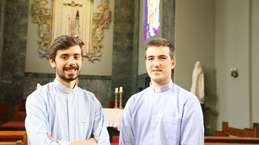 Seminaristas do Seminário dos Olivais. Foto: Patriarcado de Lisboa