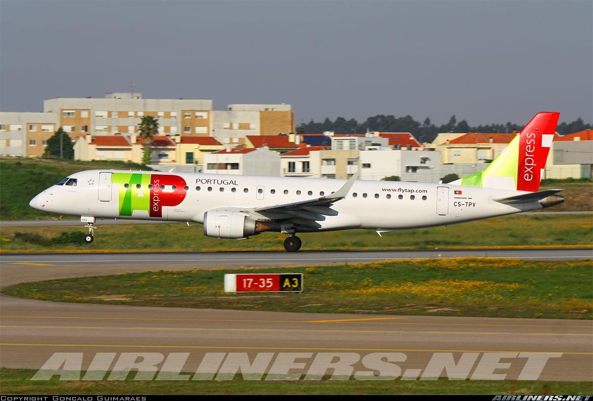 Piloto da Portugália confunde pista de apoio com pista de descolagem