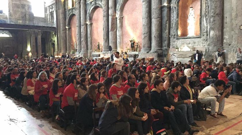 YouCat Bible Day. Foto: Patriarcado de Lisboa.