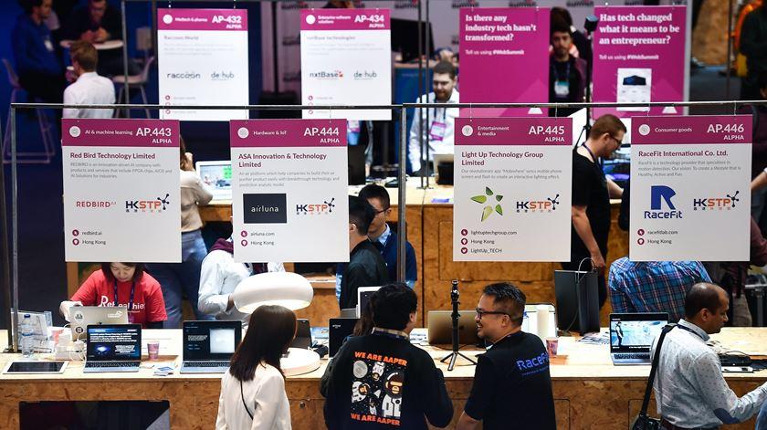 Cinco ideias e inovações que aprendemos com a Web Summit