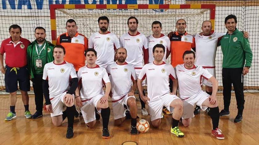 Foto: Seleção Portuguesa de Futsal do Clero/Facebook