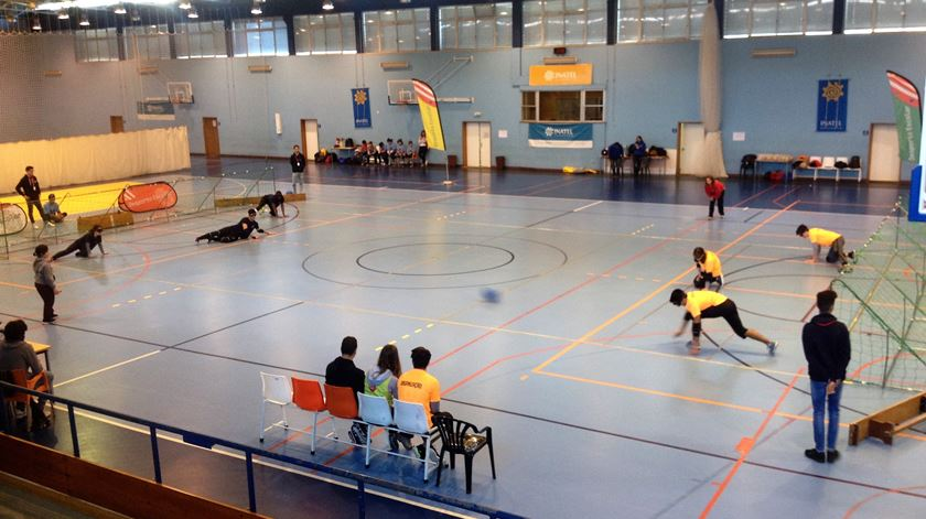 Sporting conquista Superliga Europeia de Goalball