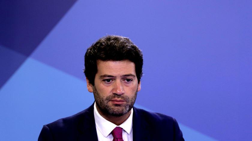André Ventura desafia PSD para acordo
