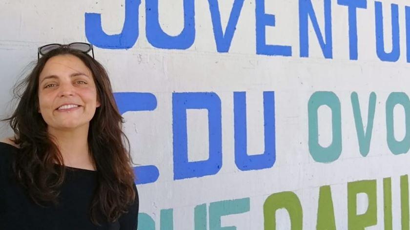 Alma, a nova deputada do PCP para quem o Parlamento é um labirinto