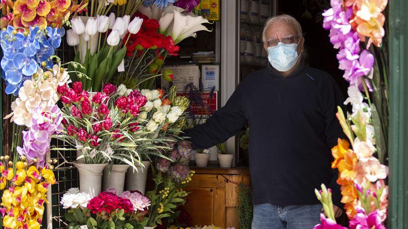 Lisboa é a zona que mais preocupa as autoridades nesta fase da pandemia. Foto: Sofia Freitas Moreira/RR