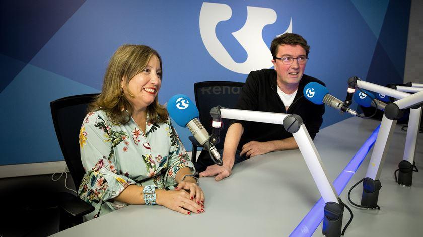 Visto de Fora - O país visto por dois jornalistas estrangeiros a viver em Portugal - 11/01/2019