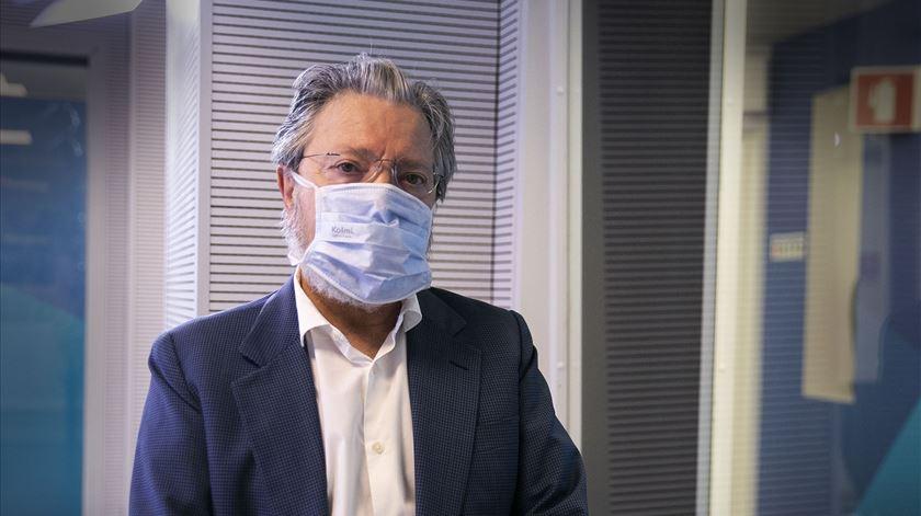 Francisco George. Brigadas de intervenção rápida em lares com médicos tarefeiros