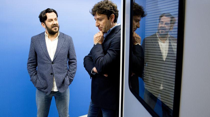 "Tertúlia Bola Branca - Domingos tem ""muita esperança"" no Braga - 01/10/2019"