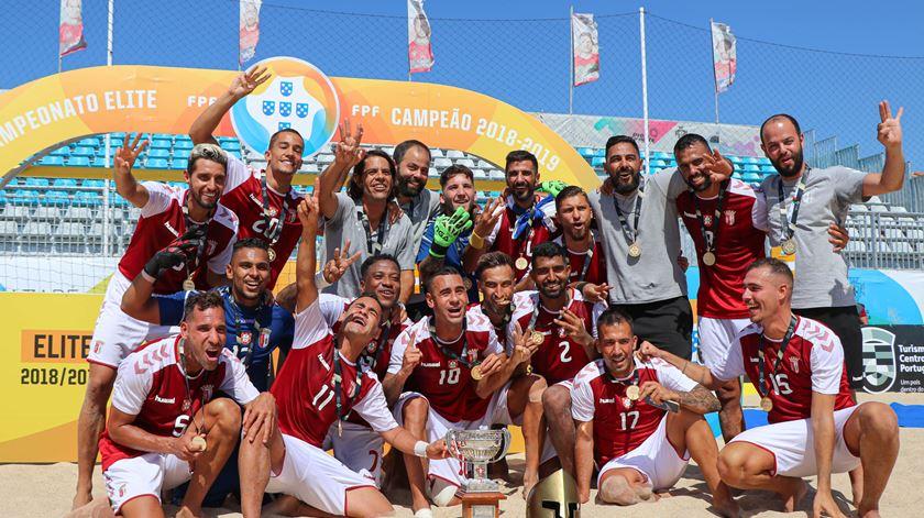 Braga conquista (também) a Taça de Portugal