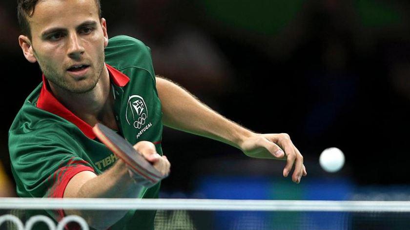 Ténis de mesa. Portugal derrota Bélgica e está nos Jogos Olímpicos