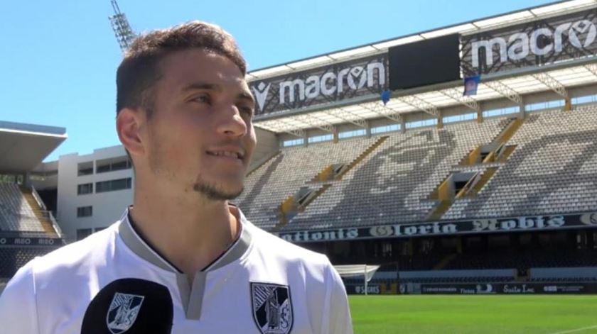 Guimarães reforça ataque