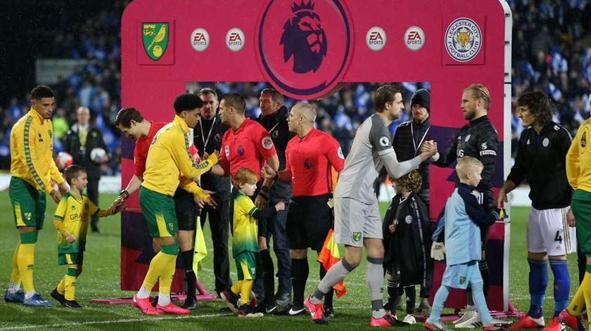 Coronavírus. Sexta ronda de testes na Premier League deu negativa
