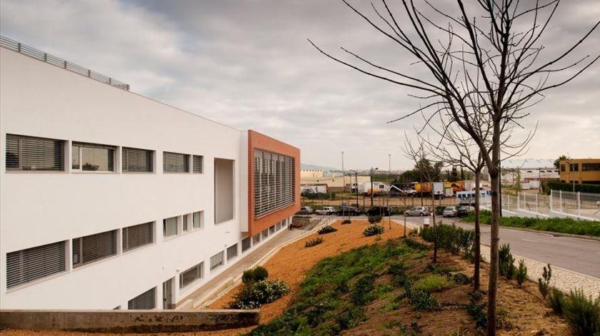 Campus da Penha, Universidade do Algarve. FOTO: UAlg