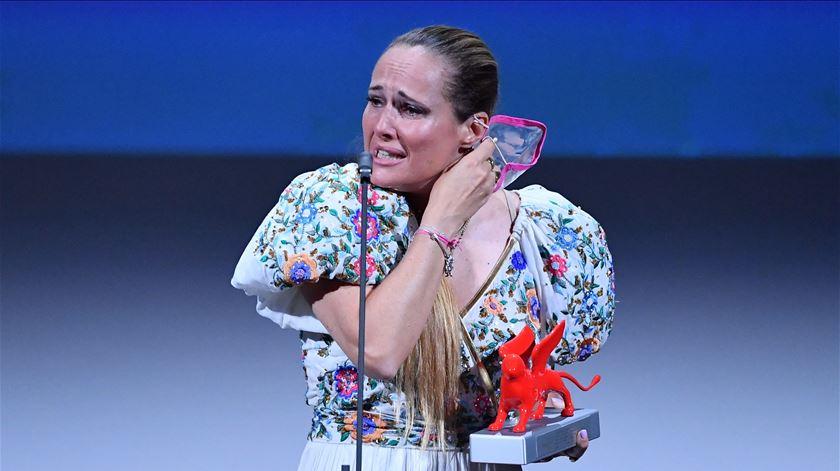 Realizadora portuguesa Ana Rocha de Sousa. Foto: Ettore Ferrari/EPA