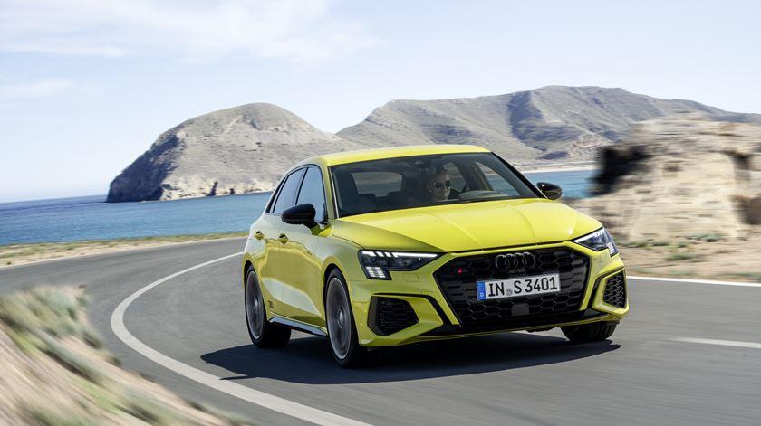 Audi A3 Sportback Foto: Audi