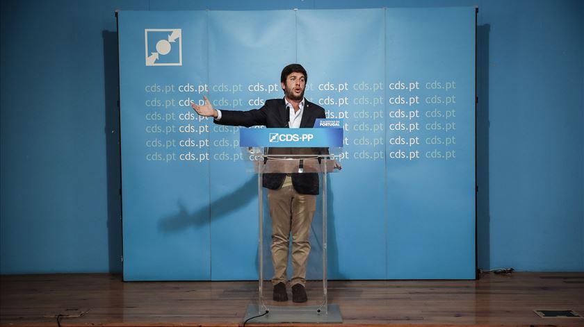 JP elege Francisco Camacho como novo líder que promete mobilização para as autárquicas