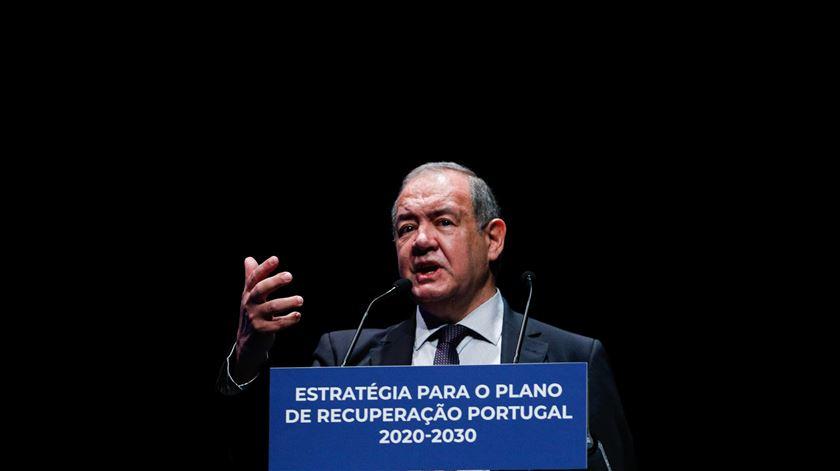 """Plano 2020/2030. Situação do país """"vai piorar antes de começar a melhorar"""", diz Costa Silva"""